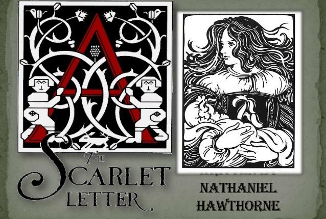 """170 jaar geleden: publicatie van """"The ScarletLetter"""""""