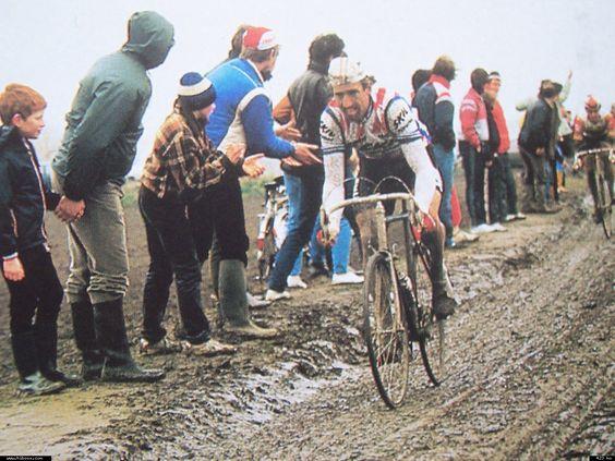 35 jaar geleden: Sean Kelly wint zijn eersteParijs-Roubaix