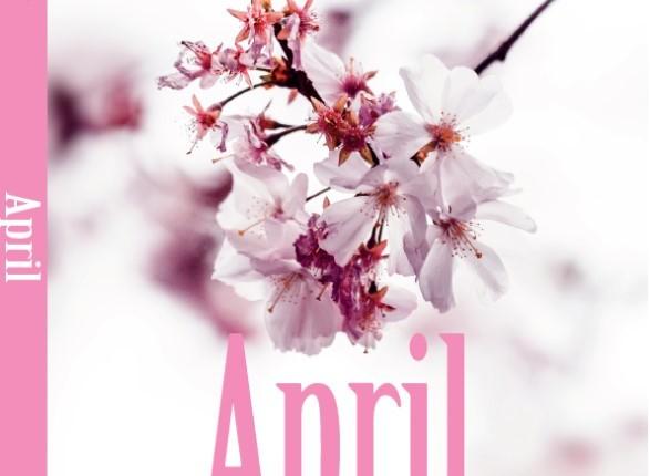 """Nieuw boek: """"April"""" van FonsMariën"""