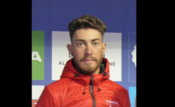 Giacomo Nizzolo wint inAlmeria
