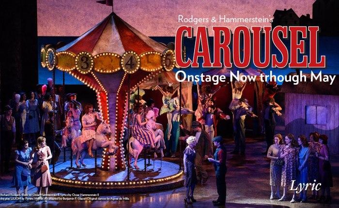 """75 jaar geleden: première van """"Carousel"""""""