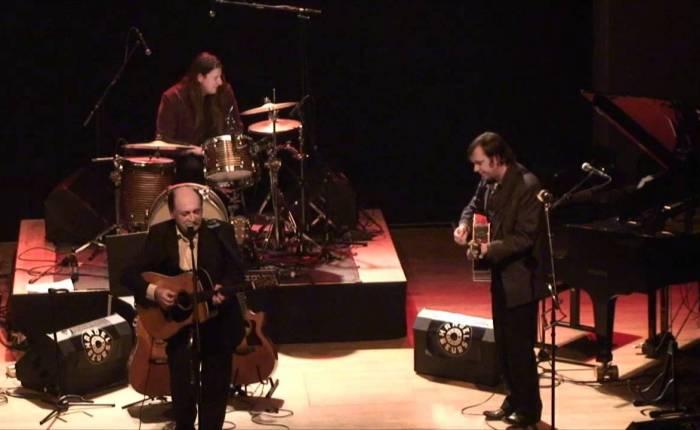 Bruno Deneckere en Lieven Tavernier live inLimburg