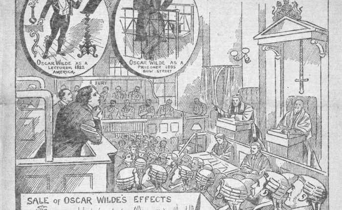 125 jaar geleden: begin van het proces tegen OscarWilde