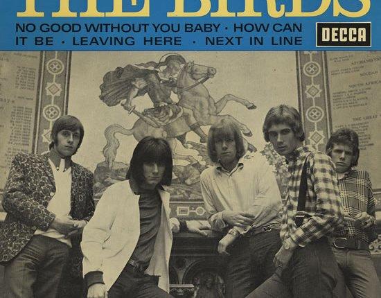 """55 jaar geleden: """"Leaving here"""" (TheBirds)"""