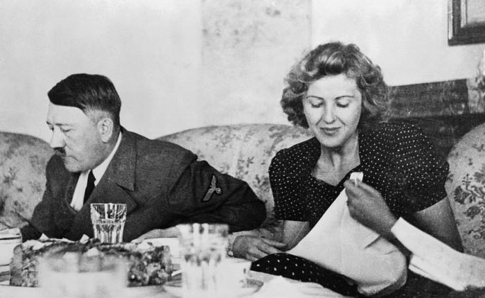 75 jaar geleden: dubbelzelfmoord van Adolf Hitler en EvaBraun