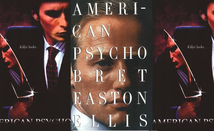 """American Psycho"" van Bret Easton Ellis"
