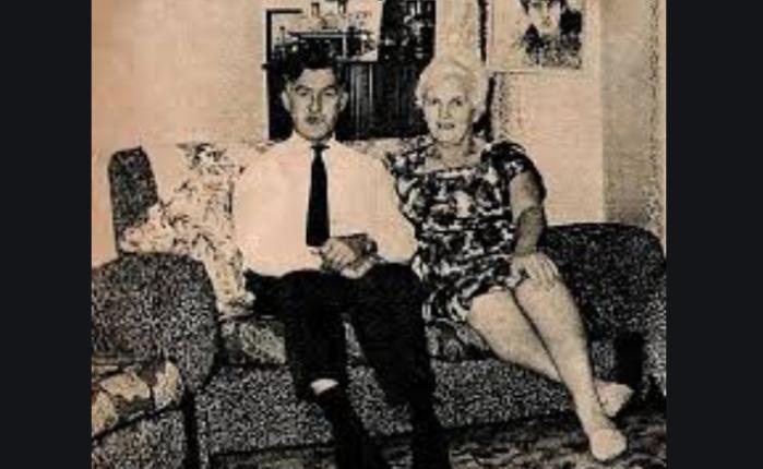 Negentig jaar geleden: huwelijk Harold Harrison met LouiseFrench