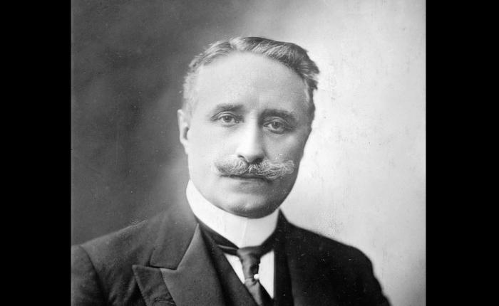 Honderd jaar geleden: een president valt uit detrein