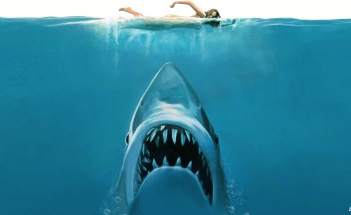 """45 jaar geleden: première van """"Jaws"""""""