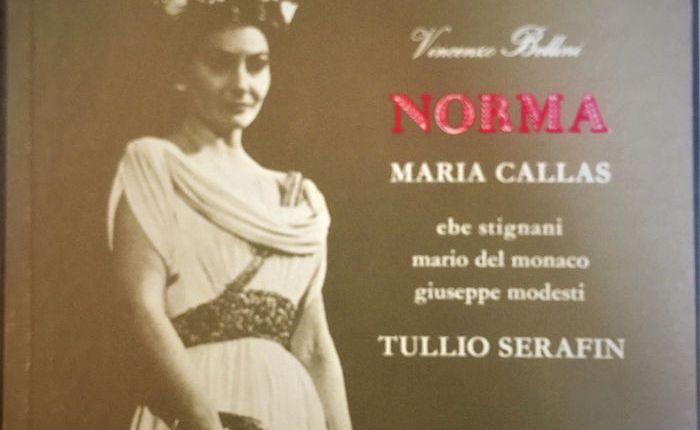 """65 jaar geleden: Maria Callas in """"Norma"""""""