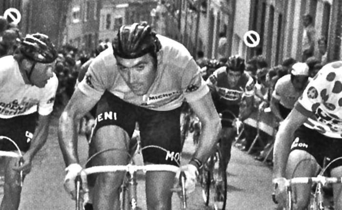 45 jaar geleden: Joop Zoetemelk is de eerstebolletjestrui