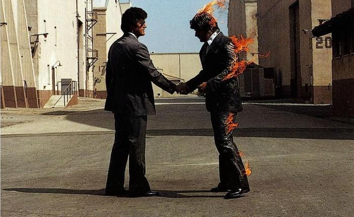 45 jaar geleden: Pink Floyd inKnebworth