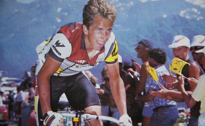 35 jaar geleden: Greg LeMond eerste AmerikaanseTourritwinnaar