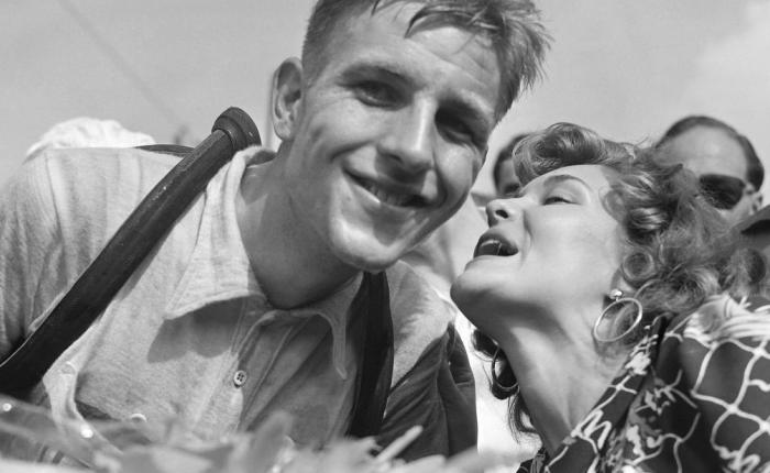65 jaar geleden: Daan De Groot wintMillau-Albi