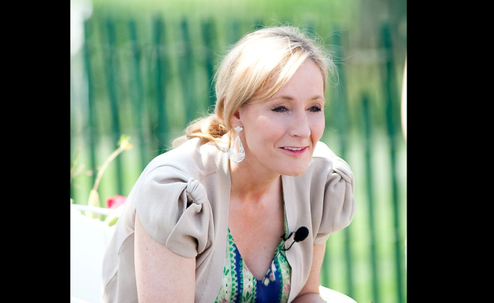 J.K.Rowling wordt 55…