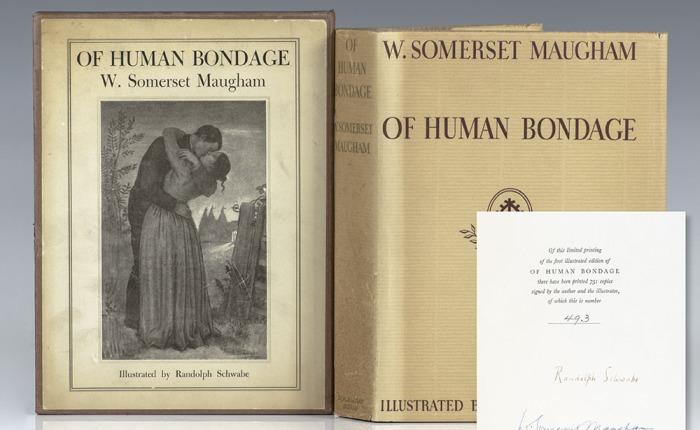 """105 jaar geleden: publicatie van """"Of humanbondage"""""""