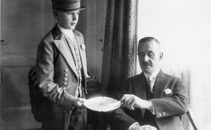 Thomas Mann (1875-1955)
