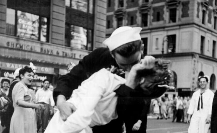 75 jaar geleden: een iconischefoto