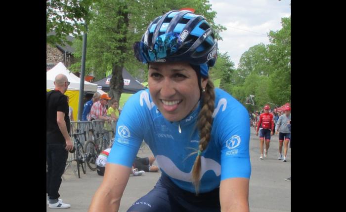 Mavi Garcia nu ook Spaans kampioene op deweg