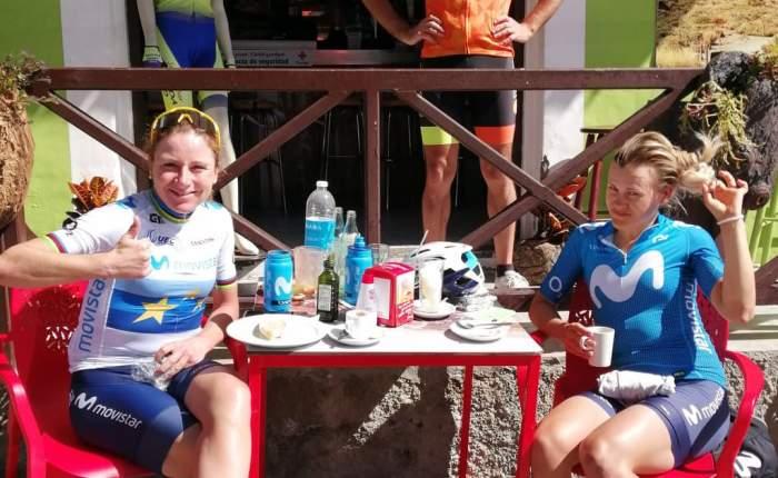 Annemiek Van Vleuten wint de Ronde vanVlaanderen