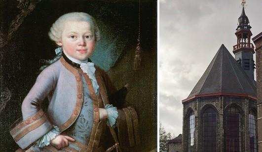 255 jaar geleden: Mozart inGent