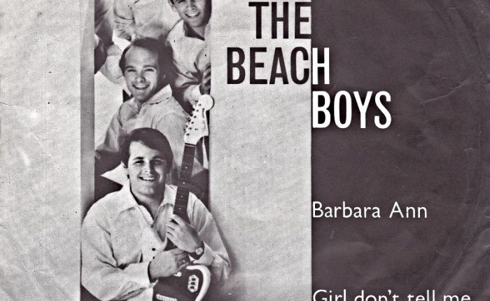 "55 jaar geleden: ""Party"" met The Beach Boys"