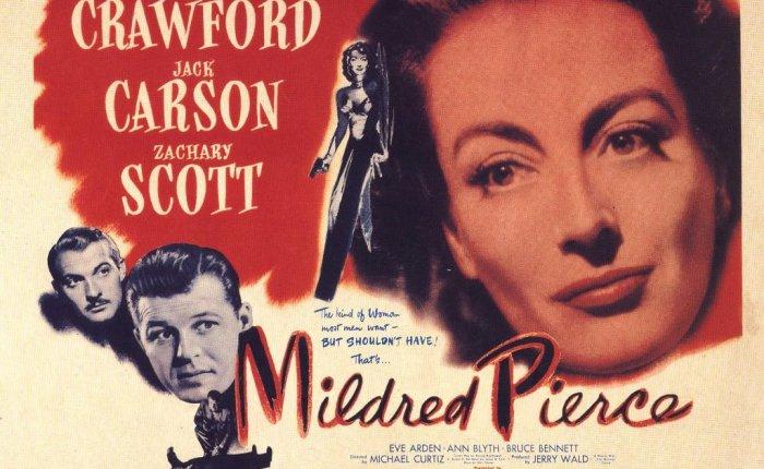 """75 jaar geleden: première van """"MildredPierce"""""""