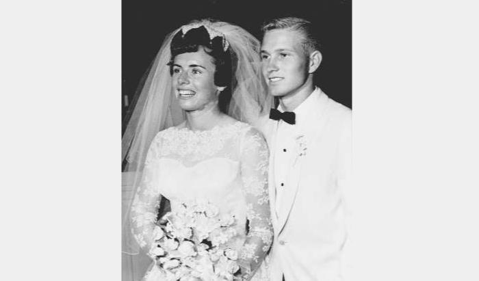 55 jaar geleden: huwelijk Billie Jean Moffitt & LarryKing