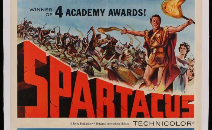 """Zestig jaar geleden: première van """"Spartacus"""""""