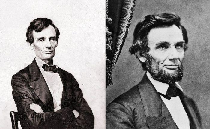 160 jaar geleden: Abraham Lincoln laat zijn baardstaan