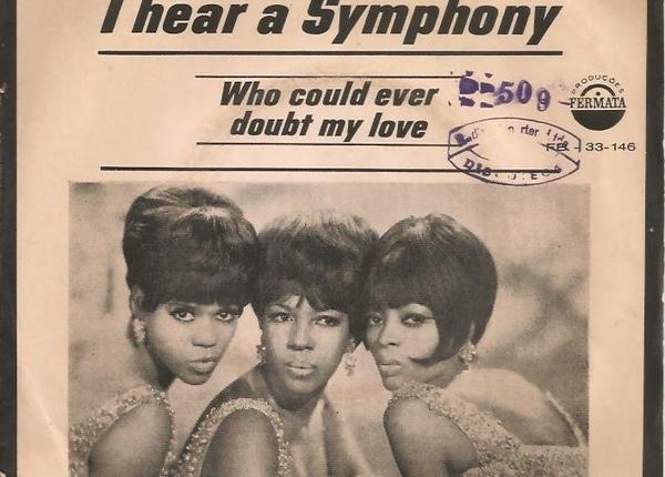 """55 jaar geleden: release van """"I hear asymphony"""""""