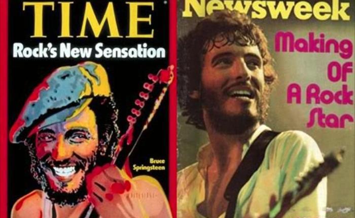 45 jaar geleden: de doorbraak van BruceSpringsteen