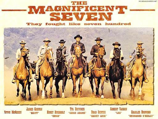 """Zestig jaar geleden: première van """"The MagnificentSeven"""""""