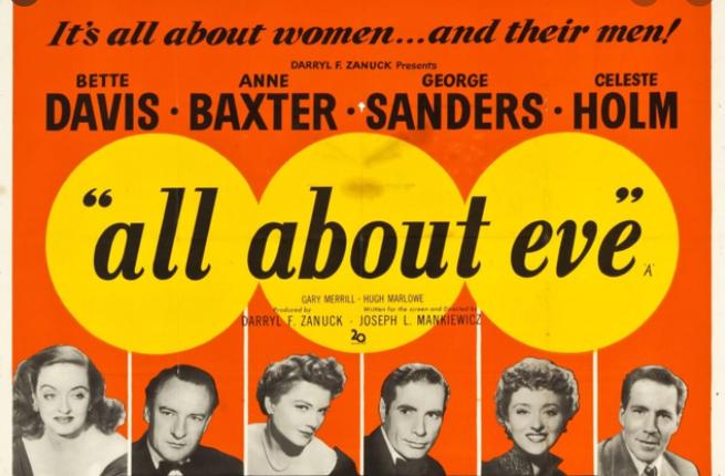 """Zeventig jaar geleden: première van """"All aboutEve"""""""