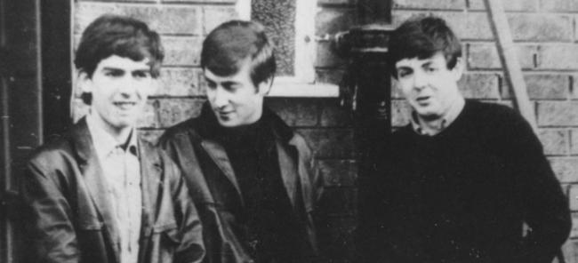 Zestig jaar geleden: The Beatles voor het eerst in destudio