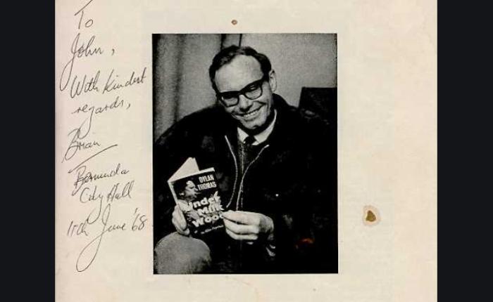 Vijftig jaar geleden: Brian Barnes' one mantheatre