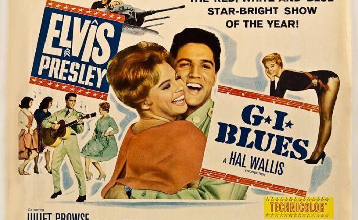 """Zestig jaar geleden: première van """"G.I.Blues"""""""