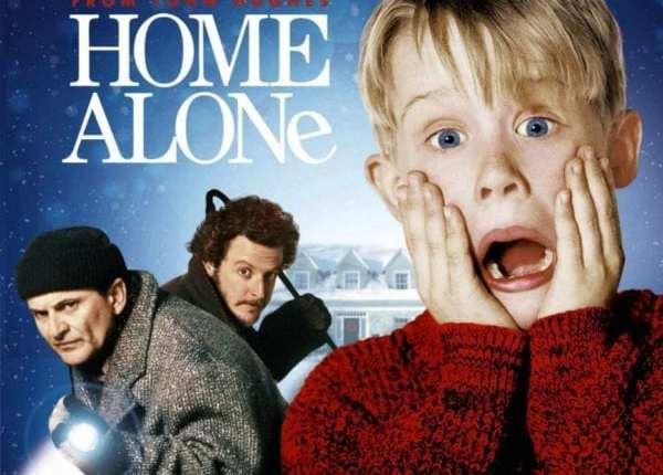 """Dertig jaar geleden: première van """"Homealone"""""""