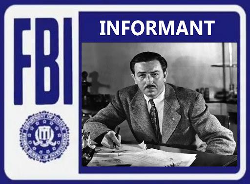 Tachtig jaar geleden: Walt Disney wordt informant voor deFBI
