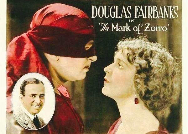 """Honderd jaar geleden: première van """"The Mark ofZorro"""""""
