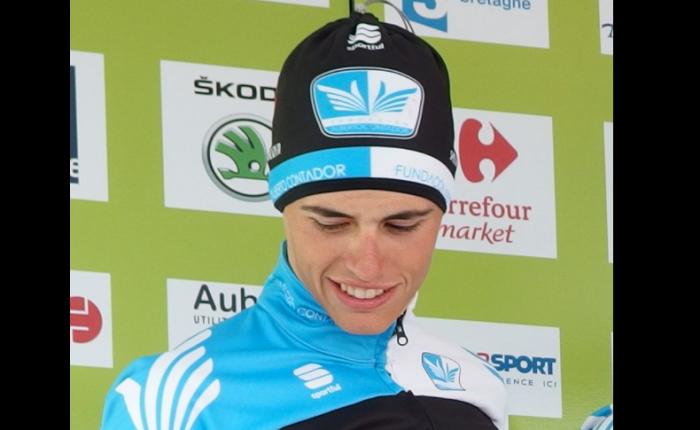 Enric Mas wint jongerenklassement in deVuelta