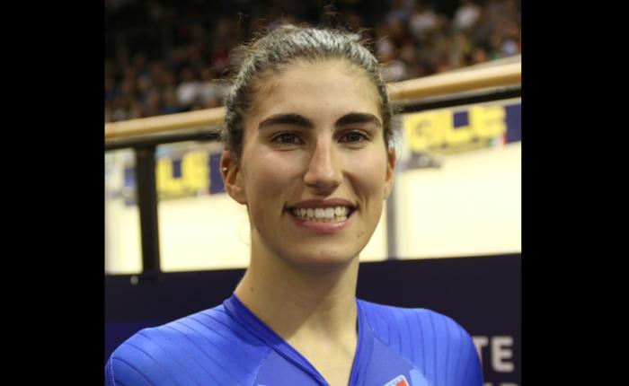 Elisa Balsamo wint deG.P.Oetingen