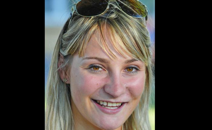 Kristina Vogel wordtdertig…