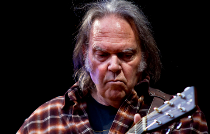 Neil Young wordt75…