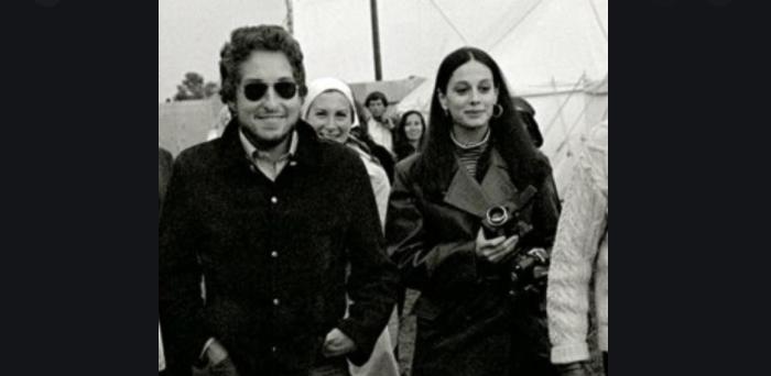 55 jaar geleden: huwelijk van Bob Dylan met SaraLownds