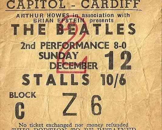 55 jaar geleden: het laatste optreden van The Beatles in Groot-Brittannië