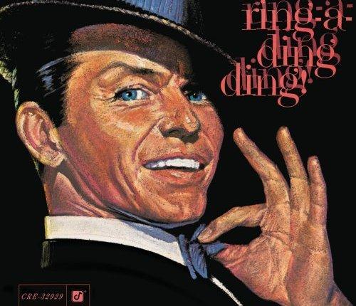 Zestig jaar geleden: Frank Sinatra neemt voor het eerst op voor zijn eigenlabel