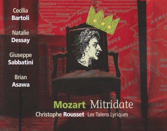 "250 jaar geleden: première van ""Mitridate"" (W.A.Mozart)"