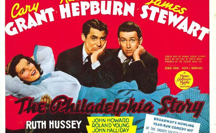 """Tachtig jaar geleden: première van """"The PhiladelphiaStory"""""""