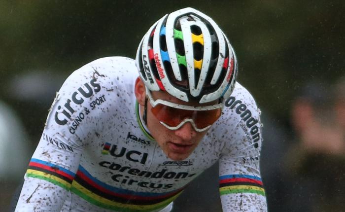 Mathieu van der Poel wint inHulst